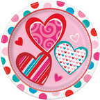 Bright Hearts Valentines