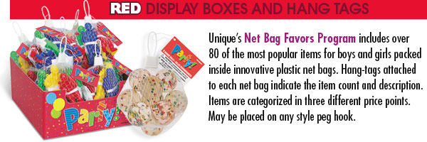 Red Net Bags