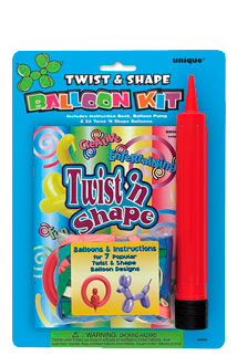 Twist N' Shape Balloon Kit