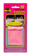 1954 Pink Fast-Lite® Candles