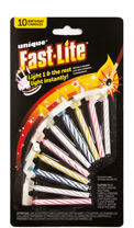 1958 Assorted Fast-Lite® Candles